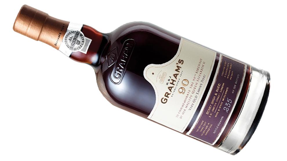 Este Oporto es una edición limitada cuya botella cuesta 880 euros...