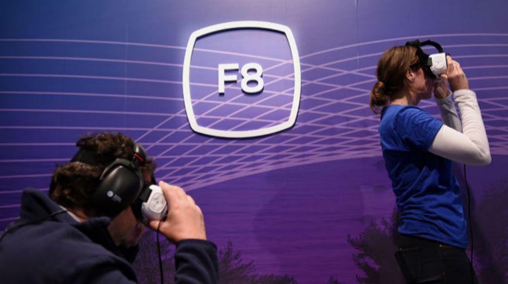 Asistentes a la conferencia de Facebook en San Francisco.