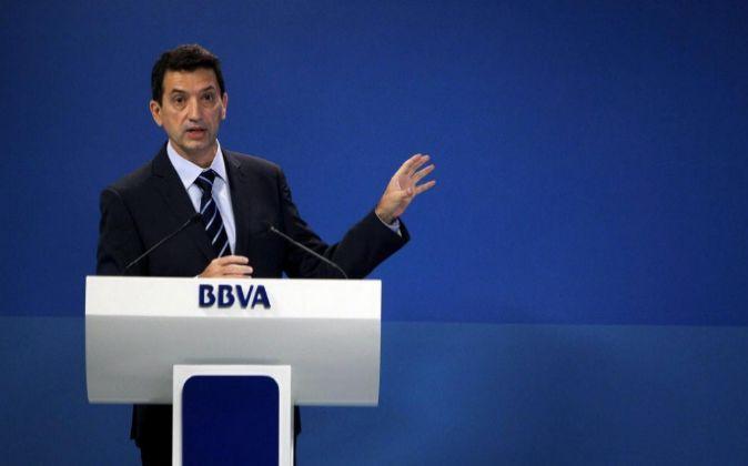 El economista jefe de Economías Desarrolladas de BBVA Research,...