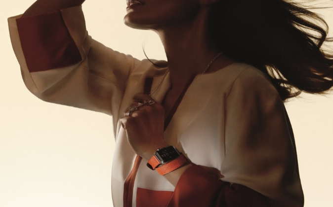 Apple Watch de Hermès modelo Doble Tour.
