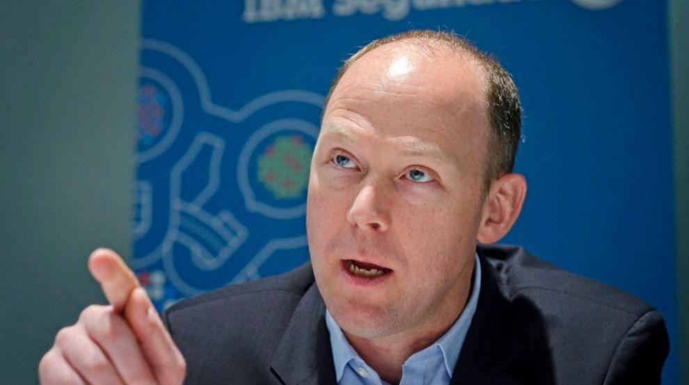 Marc Van Zadelhoff, director general de IBM Security.