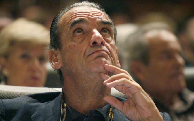El ex presidente del Banesto Mario Conde.