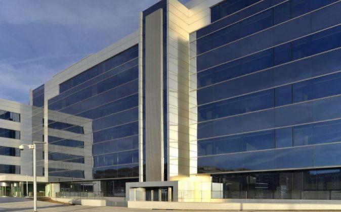 Sede de FCC en Madrid.