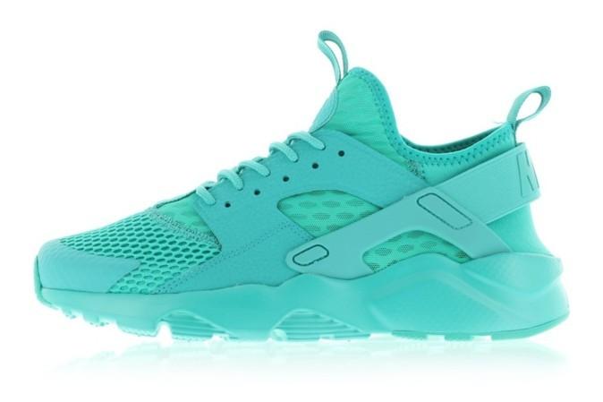 premium selection f1677 d33e7 Las Nike Air Huarache del color estrella de este verano, verde jade. Nike
