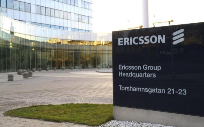 Sede de Ericsson en Estocolmo (Suecia).