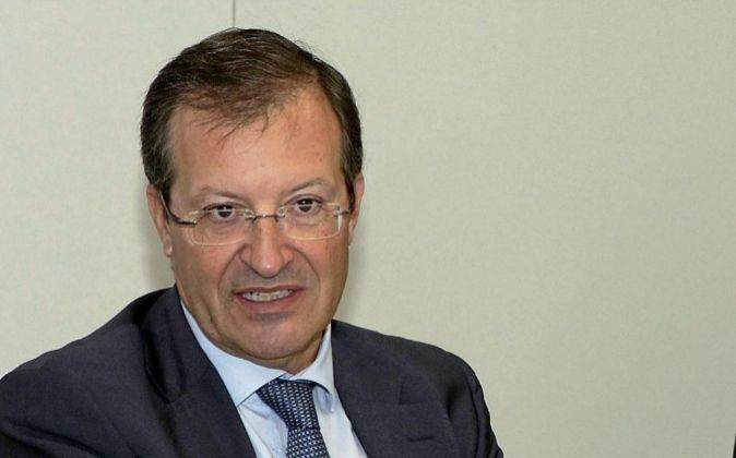 Antonio Fornieles Melero, presidente ejecutivo de Abengoa.