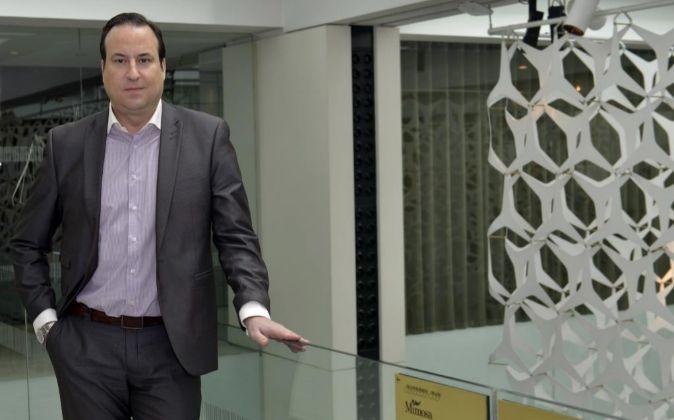 Marius Robles, consejero delegado y fundador del centro de innovación...