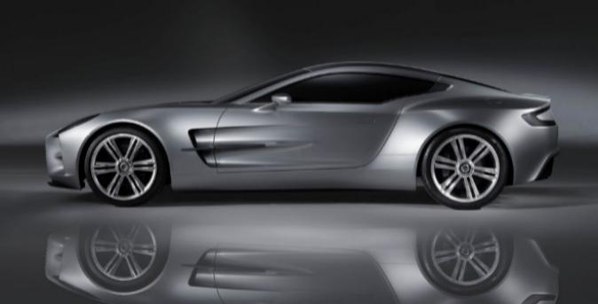 El Aston Martin One-77 fue responsabilidad de Chris Porritt
