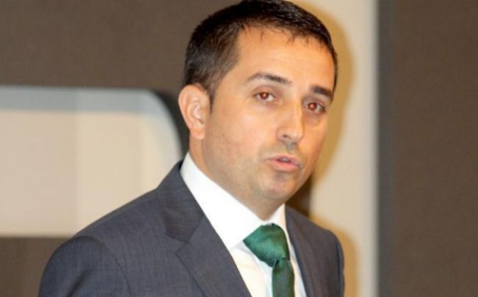 Xabier Sagredo, presidente de BBK.