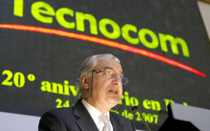 Ladislao Azcona, presidente de Tecnocom.