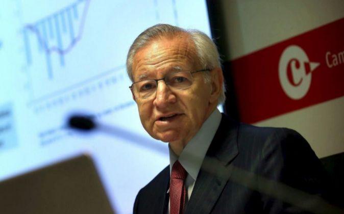 El presidente de la Cámara de Comercio de Barcelona, Miquel Valls.