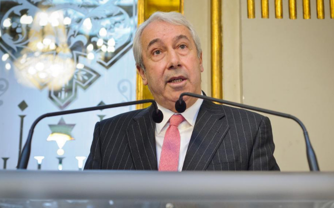 Antonio Zoido, presidente de BME.