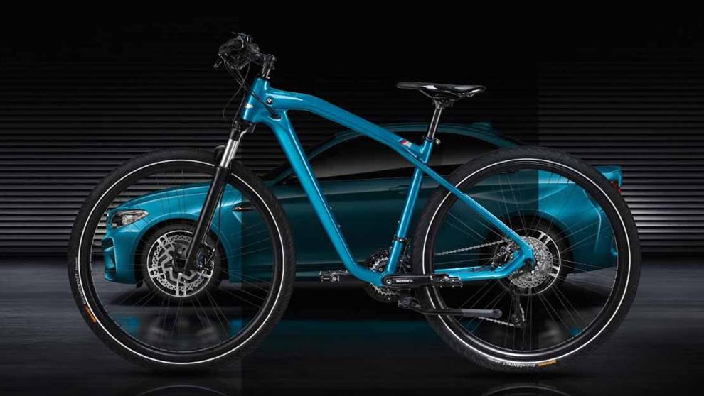 La BMW Cruise M Bike Limited Edition está inspirada en el nuevo...