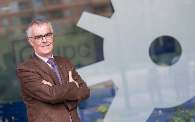 El presidente de Grupo Lacor, Ángel Adiego.