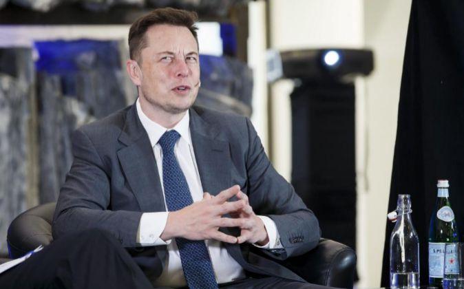 El consejero delegado de Tesla, el fabricante de automóviles...