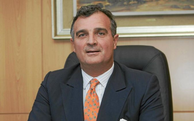 Álvaro Rengifo, presidente de Bombardier España.