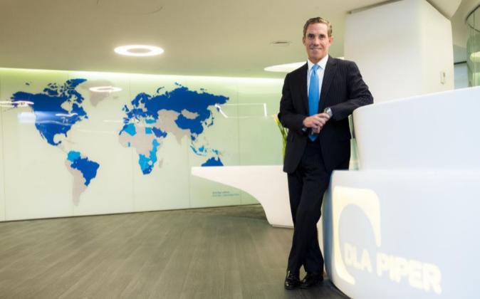 Juan Picon, copresidente mundial de DLA Piper.