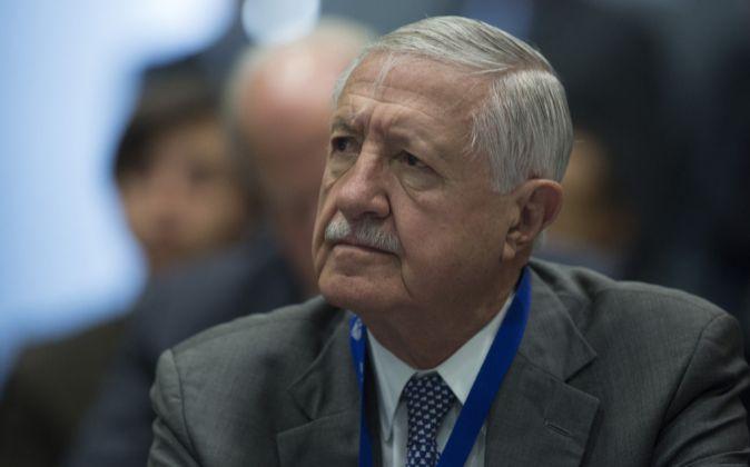 José Andrés de Oteyza, presidente de OHL México