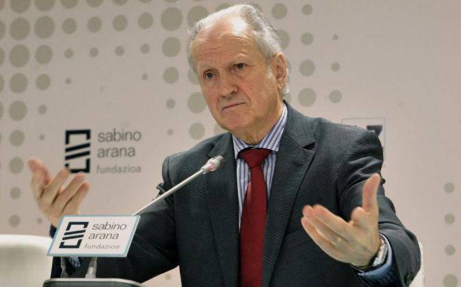 Juan María Atutxa.