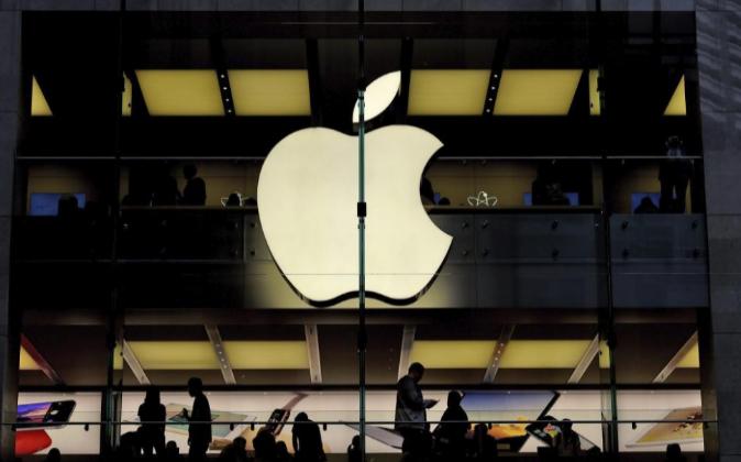 Una tienda de Apple en Sidney, Australia.