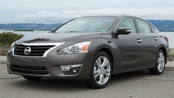 Nissan Altima 2013, uno de los modelos afectados por los desperfectos