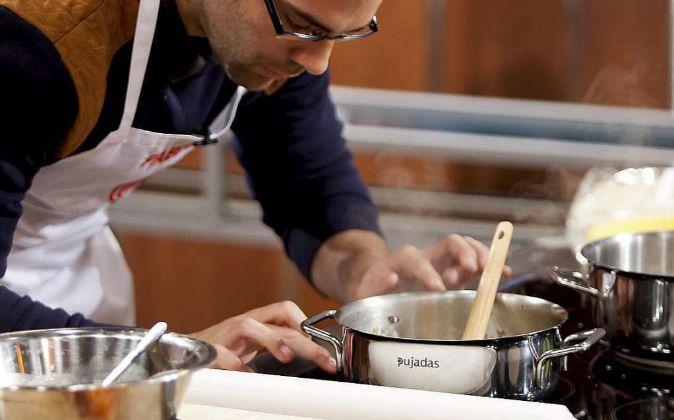 Miguel Pujadas es el proveedor del material de cocina del concurso de...