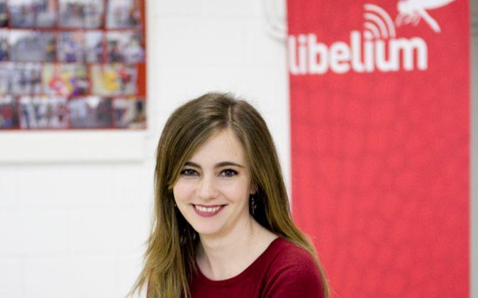 Alicia Asín, CEO de la empresa Libelium.