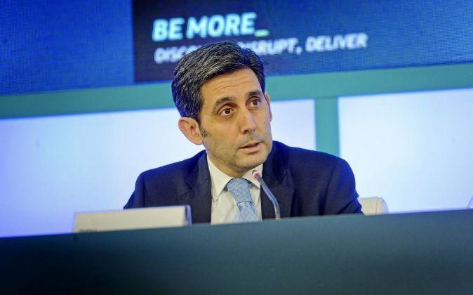 José María Álvarez Pallete, nuevo presidente de Telefónica.