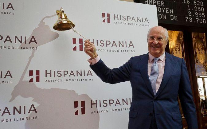 Rafael Miranda, presidente de Hispania