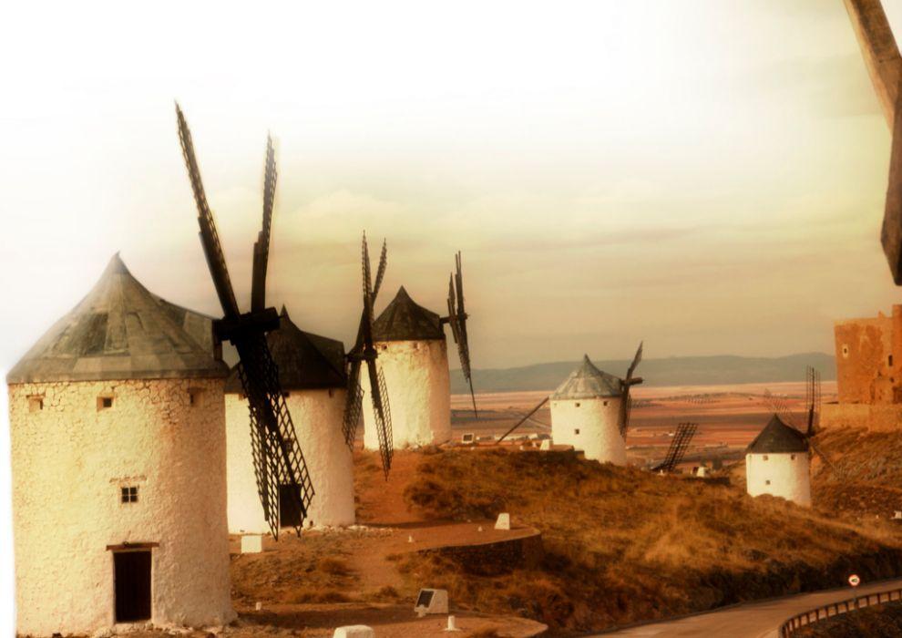Los parajes evocadores de Castilla-La Mancha que sirvieron a Cervantes...