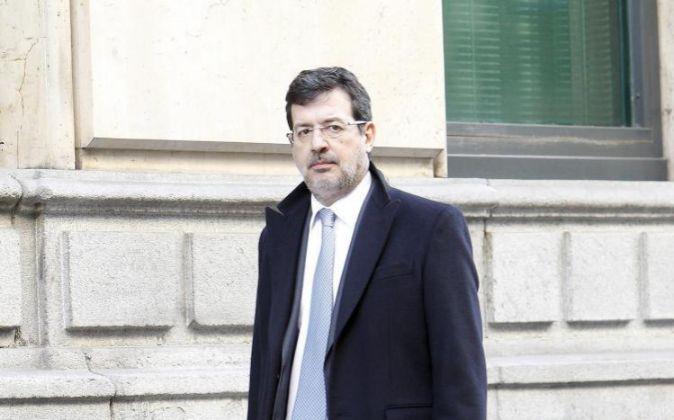 Fernando Andreu, juez de la Audiencia Nacional.