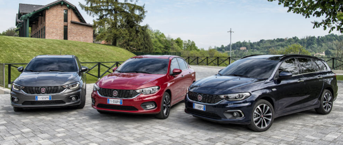 Gama Fiat Tipo
