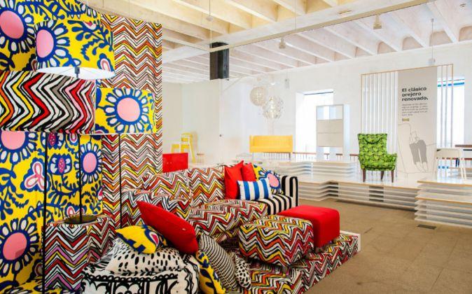 Ikea Celebra Sus 20 Años En España Con Una Exposición En El Coam