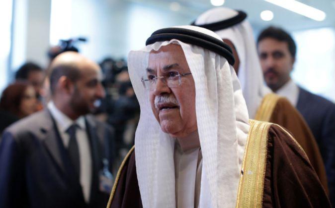 Ali al-Naimi, hasta el sábado ministro del Petróleo de Arabia Saudí