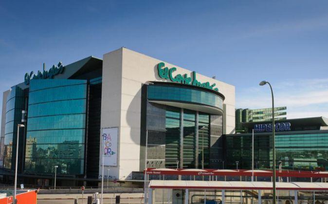 Centro comercial del grupo El Corte Inglés.