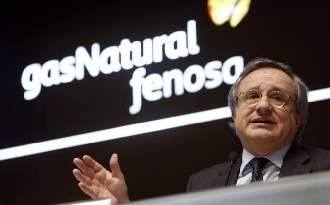 Rafael Villaseca, consejero delegado de Gas Natural.