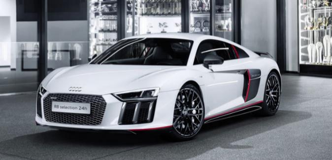 Audi R8 selection 24h