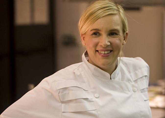 Hélène Darrize cocinará en el María Cristina