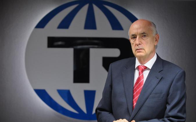 Pedro Abásalo, presidente de Tubos Reunidos.