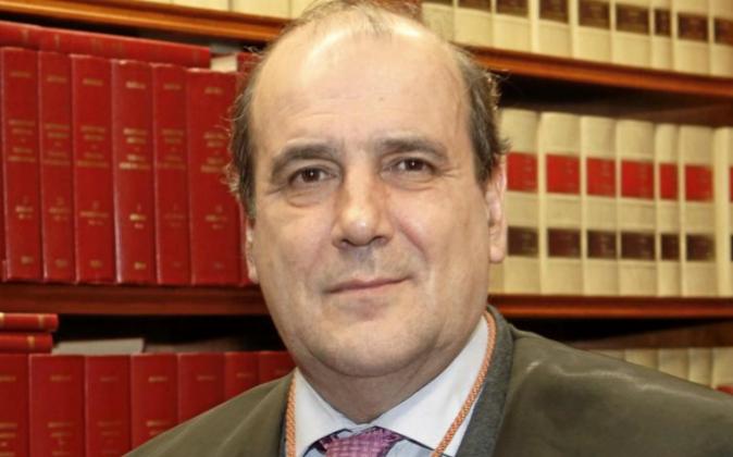 Augusto José Pérez-Cepeda, decano del Colegio de Abogados de A...