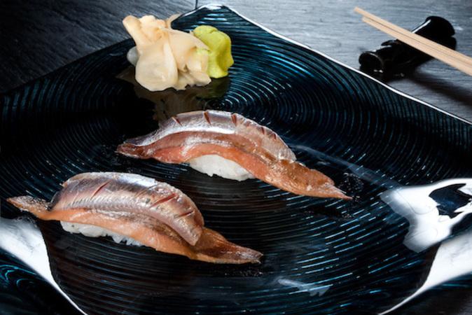 En España las piezas más demandadas son los makis de salmón y atún