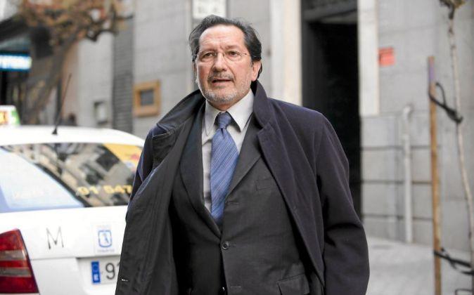 José Antonio Moral, exvicepresidente de Caja Madrid.