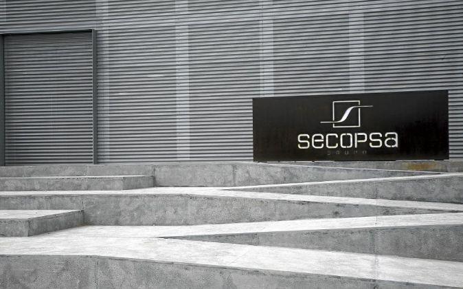 Sede de Secopsa en el parque tecnológico de Paterna (Valencia)