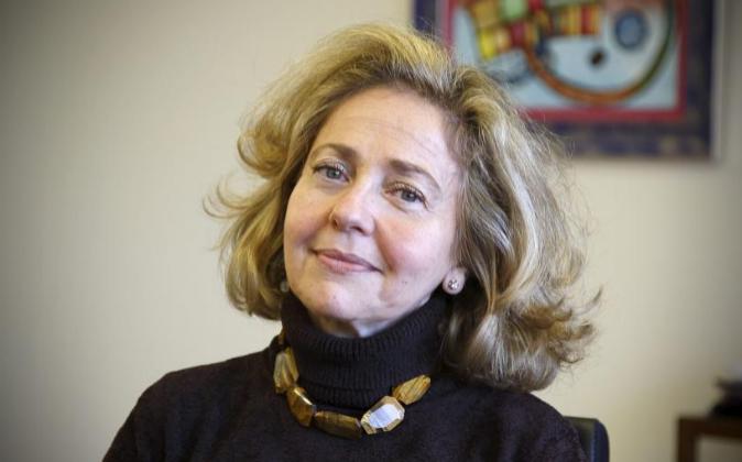 Consuelo Madrigal, fiscal general del Estado.