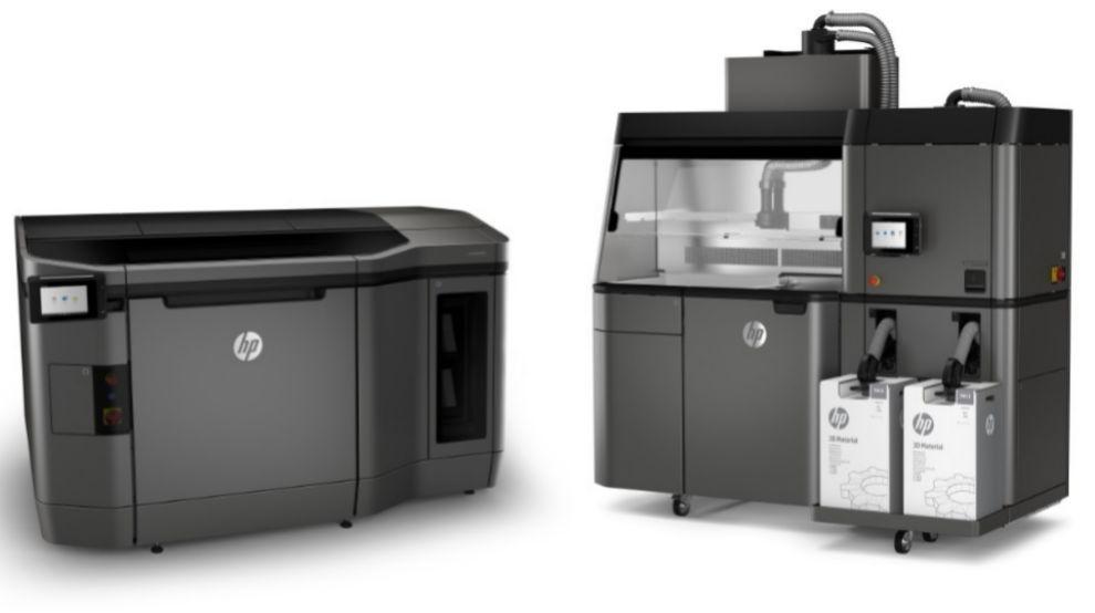 Imagen de la solución 'HP Jet Fusion 3D 4200'.