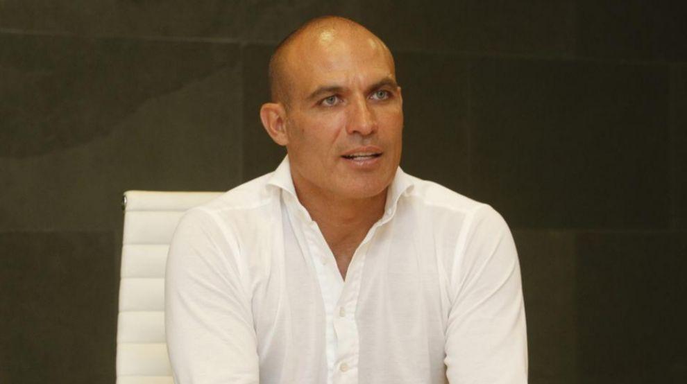 Bernardo Hernández, emprendedor y ex CEO de Flickr, durante una...