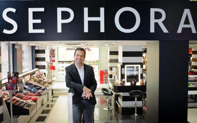 Francisco Alvarez (CEO de Sephora España).