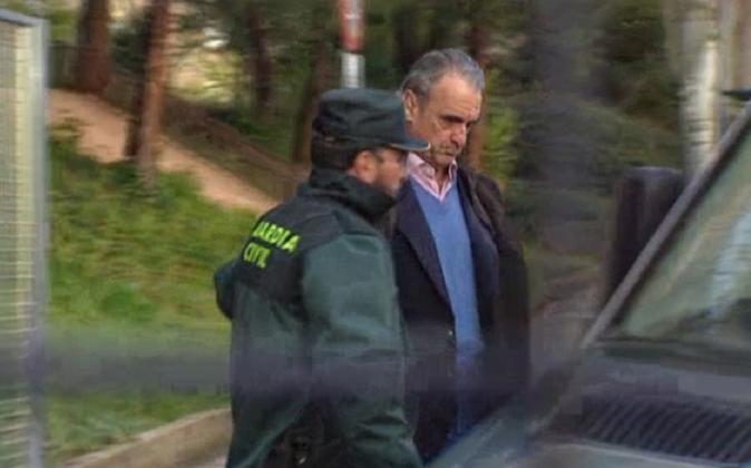 El expresidente de Banesto Mario Conde.
