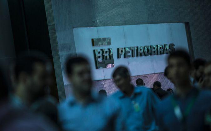 Planta de Petrobras.