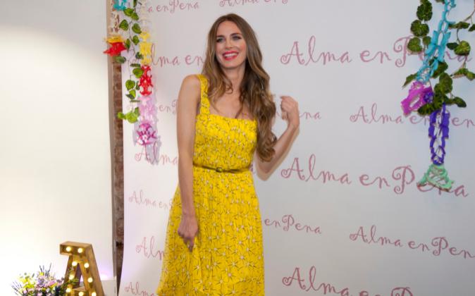 La actriz Vanesa Romero, embajadora de marca de Alma en Pena